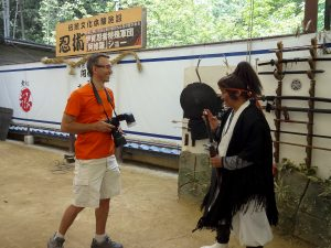 Iga - Reportage Ninja