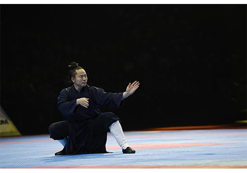 kung fu wudang
