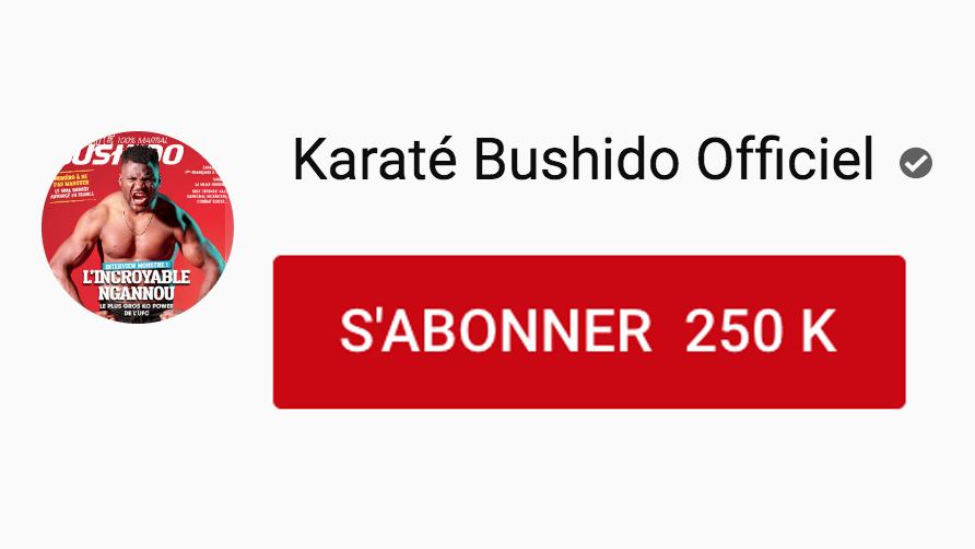 Disciplines - Karate Bushido