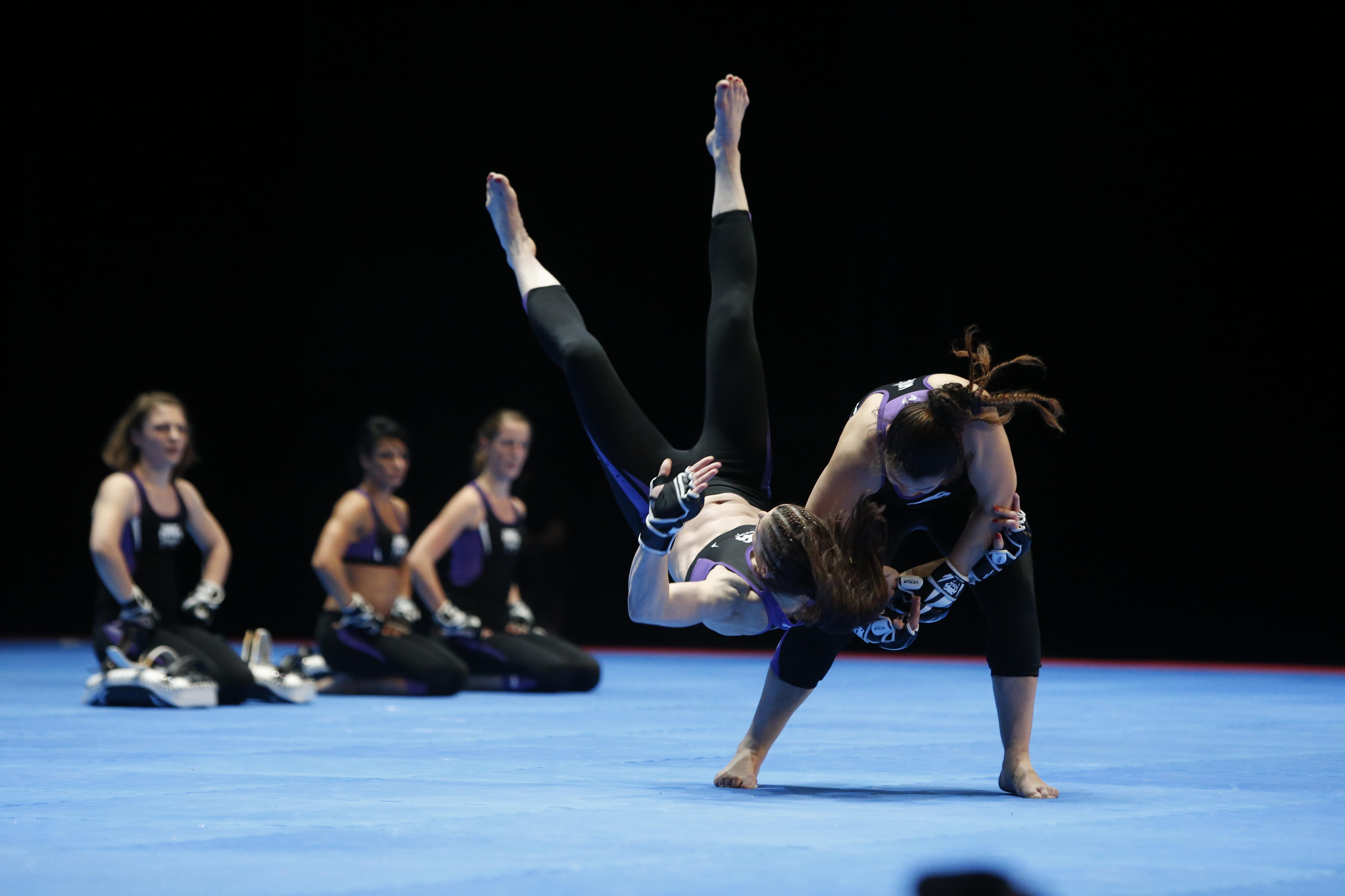 15. MMA GIRL