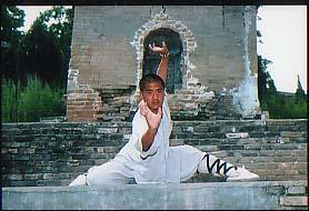 16. Position Quei Bu dans l'annexe du temple