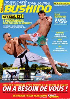 Karate Bushido n° 434 juin-juillet-août 2020