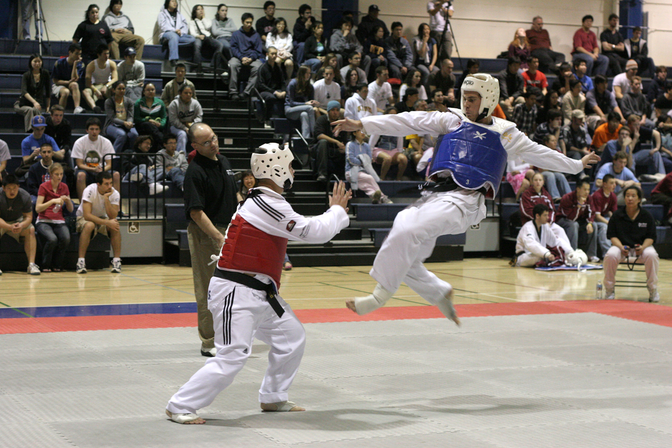 Tai_Kwon_Do_competition,_UCD
